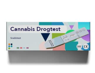 Cannabis-test